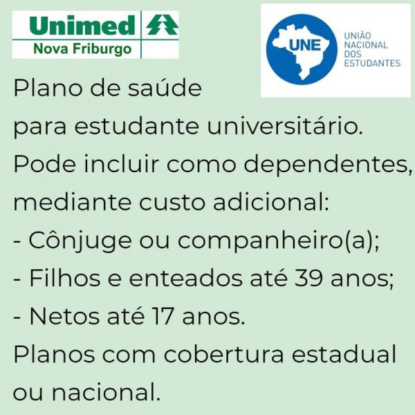 Unimed Nova Friburgo Estudantil UNE