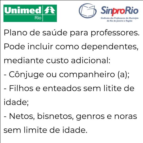 Unimed Rio Sinpro
