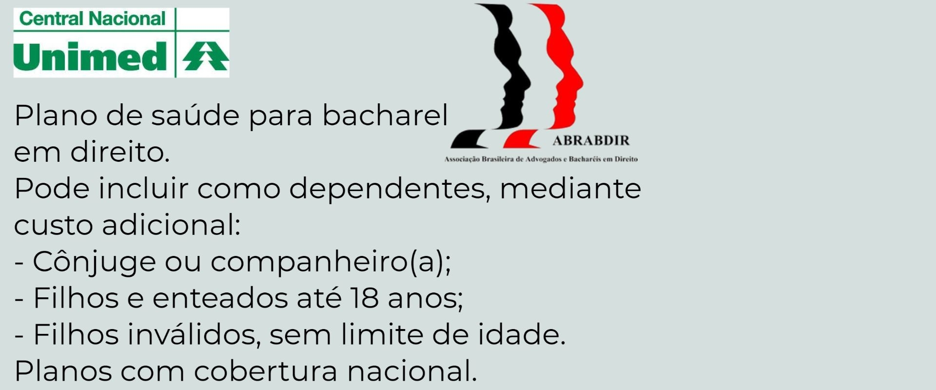 Unimed ABRABDIR Ferraz de Vasconcelos