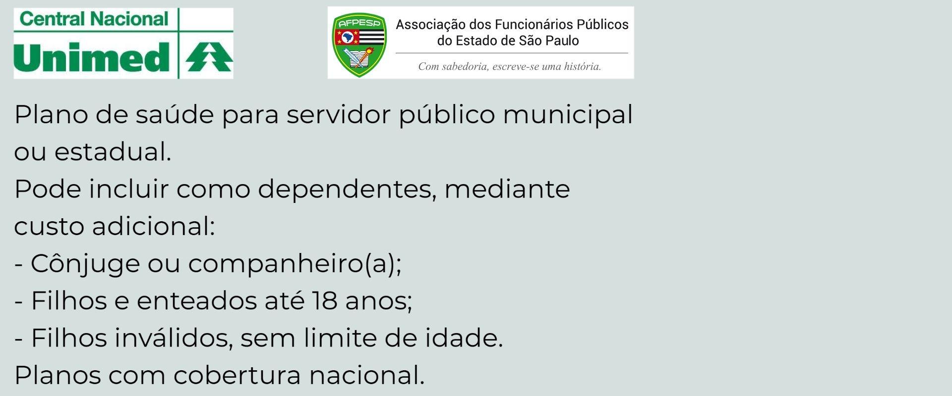 Unimed AFPESP Bragança Paulista