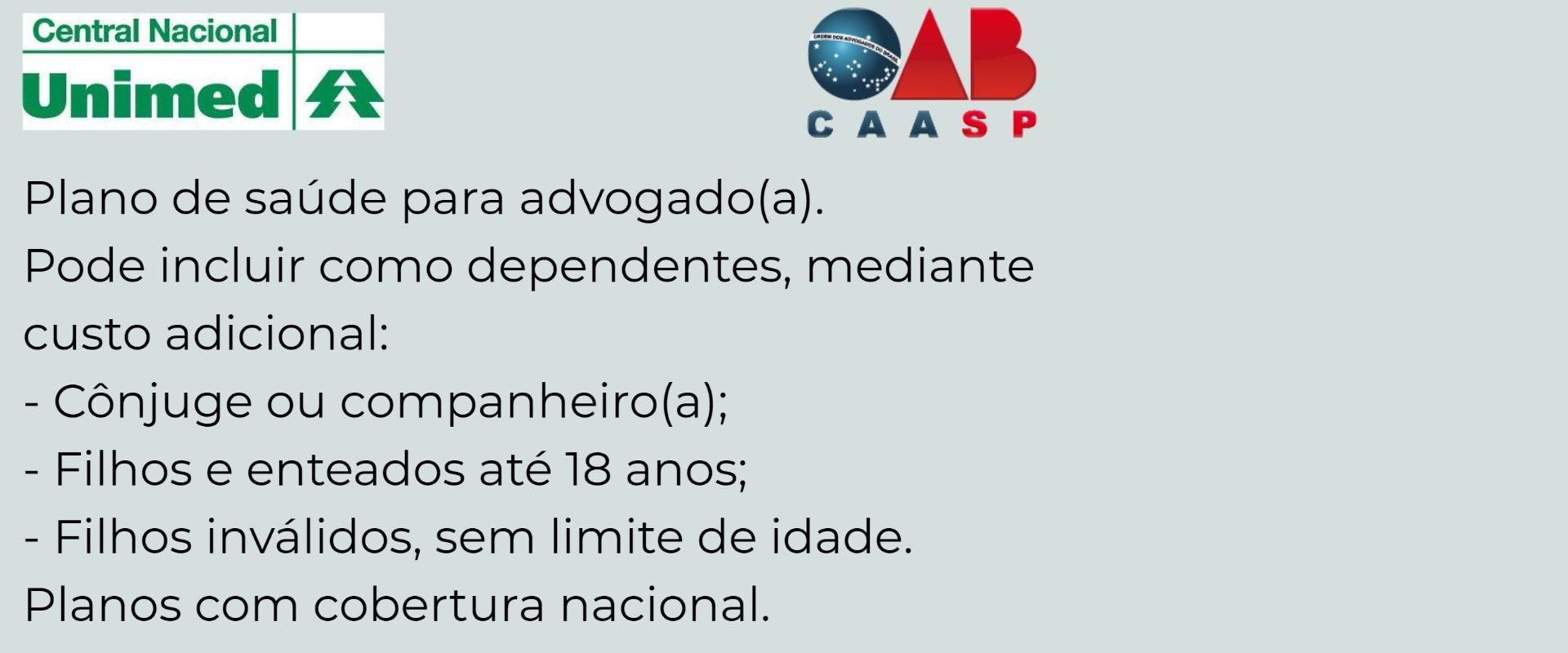Unimed CAASP Santana de Parnaíba