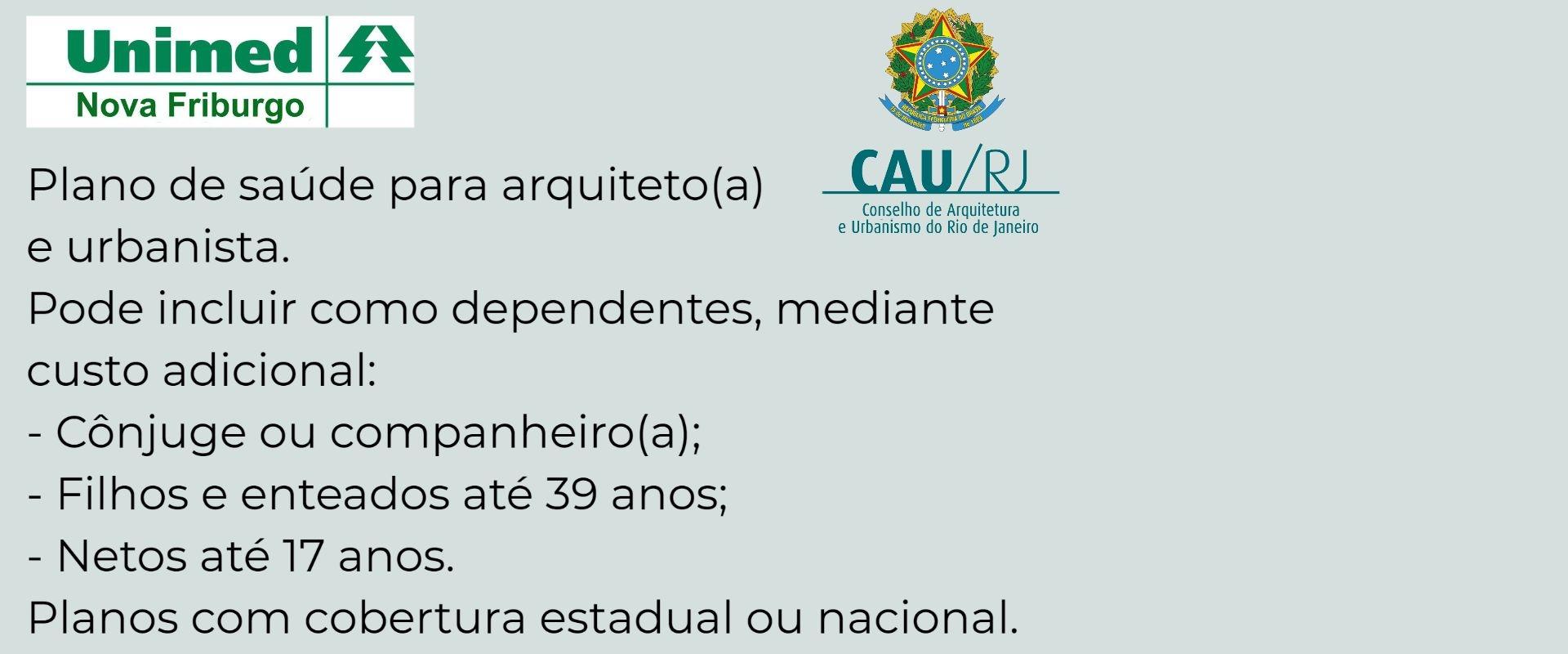 Unimed Nova Friburgo CAU-RJ