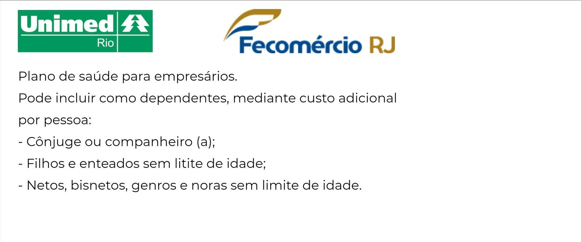 Unimed Rio Fecomércio-RJ
